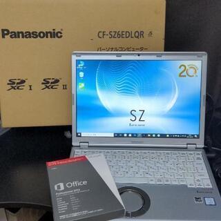 Panasonic Let's note CF-SZ6 レッツノ...