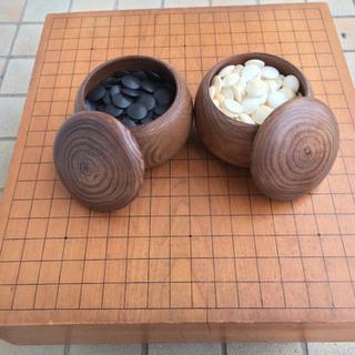 碁盤碁石セット