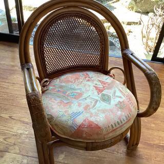 ★美品★   籐の椅子