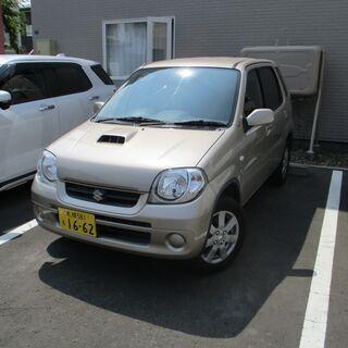 ★直ぐ乗れます。車検残タップリ Kei 4WD AT