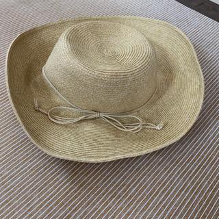 夏用帽子 レディース