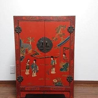 【ネット決済】中国家具です。アンティークものです。売ります