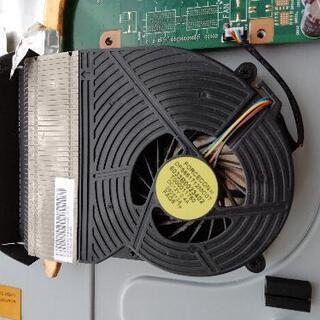東芝 PC デスクトップ D732 ファン