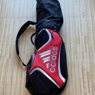 ゴルフ一式セット バッグ、クラブ、小物