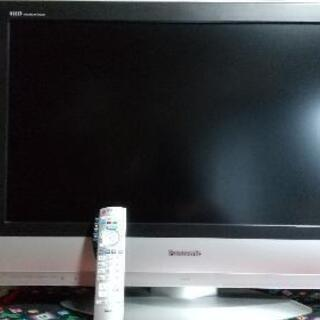 【引取限定】32インチ液晶テレビ リモコン付の画像