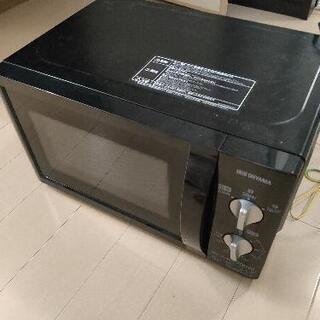 電子レンジ(PMB-T176-5)アイリスオーヤマ 美品