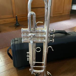 【ネット決済・配送可】Bach トランペット 37G