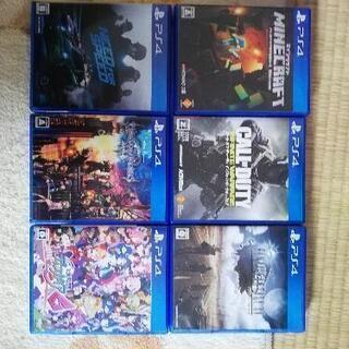 PS4ソフトまとめ売りオマケ付き