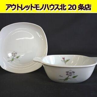 ☆グラタン皿 5枚セット たち吉 TACHIKICHI 月見草 ...