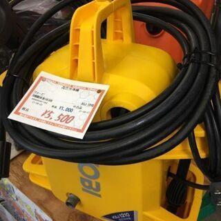 リョービ 高圧洗浄機 コンパクトタイプ KSJ-1210