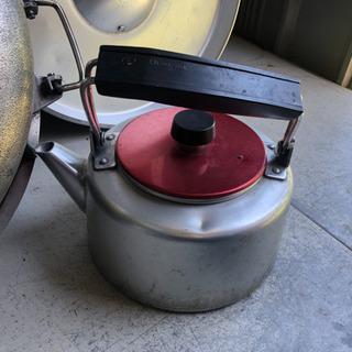 鍋2つ、やかんセット - その他
