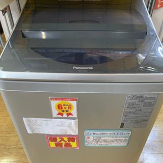 ⭐️9/14 値下げ⭐️2018年製 Panasonic 12kg洗濯機 NA-FA120V1 ECONAVI パナソニック エコナビの画像