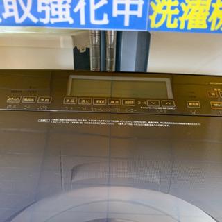 ⭐️9/14 値下げ⭐️2018年製 Panasonic 12kg洗濯機 NA-FA120V1 ECONAVI パナソニック エコナビ - 福岡市
