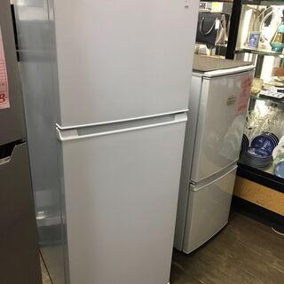 Herb Relax ハーブリラックス 2ドア冷凍冷蔵庫 YRZ-F23E1 ヤマダ電機オリジナル 225L 右開きの画像