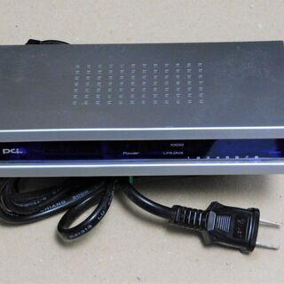 スイッチングハブ(FX-08IS)