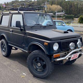 【車検付】H3  ジムニー 4WD リフトUP MT フォグ ス...