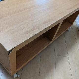 テレビ台【ローラー付き】 - 家具