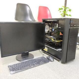 ⑤ゲーミングPCセット/Corei5/新品SSD512GB+1T...