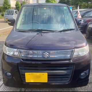 【ネット決済】ワゴンR スティングレー 車検来年8月