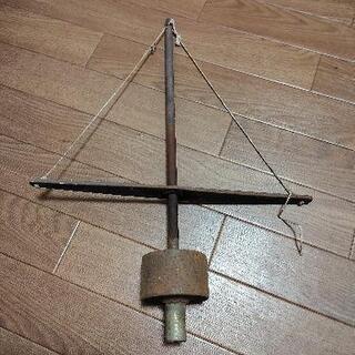 彫金工具 ロクロ式