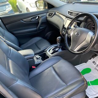 ★全国自社ローン対応★エクストレイル20Xエマージェンシーブレーキパッケージ4WD - 中古車