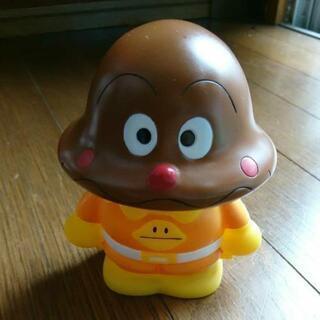 【非売品】カレーパンマン 貯金箱 人形 フィギュア おもちゃ