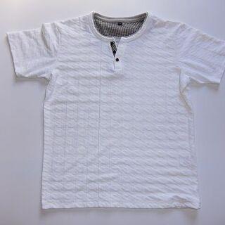 【爽やか系】メンズシャツ Mサイズ