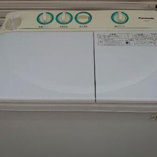 パナソニック二層式の洗濯機お買い得‼️