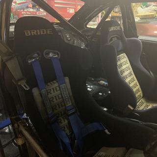 【ネット決済】シルビア S14   ドリ車 ドリフト 内装系写真