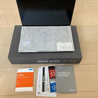 オートバイと交換可 ノートPC ASUS ZenBook UX3...
