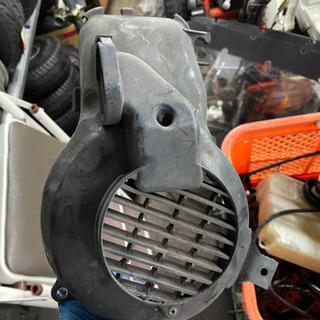 ジャイロupエンジンファンカバー