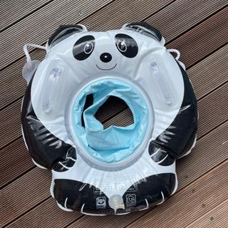 パンダ 浮き輪 足入れうきわ