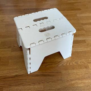 ニトリ 折り畳み式踏み台 21cm