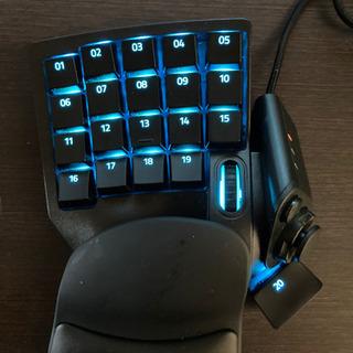ゲーミングPC 左手用キーボード RAZER