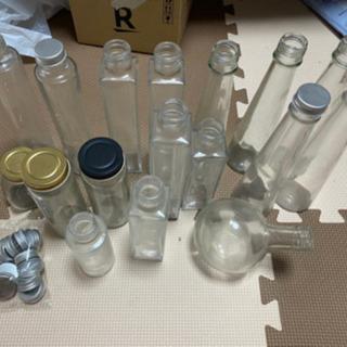 再募集 ハーバリウム用 瓶 など お譲りします