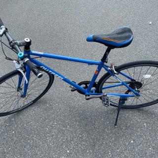 クロスバイク SHIMANO変速機 自転車