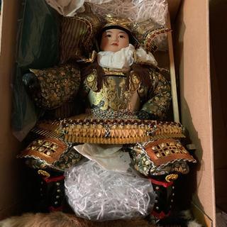 五月人形 の画像