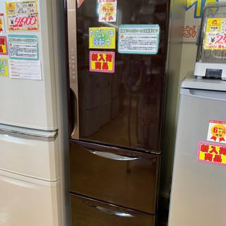 ⭐️人気⭐️2017年製 HITACHI 315L冷蔵庫 R-K320HV 日立の画像