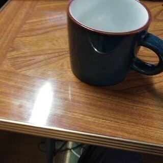 小型コーヒーカップ(中古)
