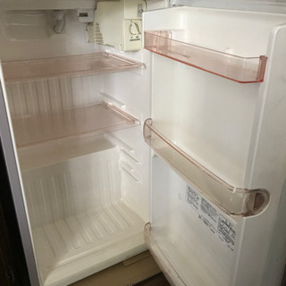126L 2ドア冷蔵庫 記載エリア配送無料