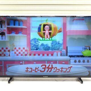 美品!! フナイ / FUNAI 4K液晶テレビ FL-43U3...