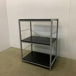 (210723) フリーラック 収納棚 シェルフ 3段