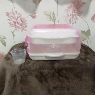 ピジョン 電子レンジ用哺乳瓶消毒キット