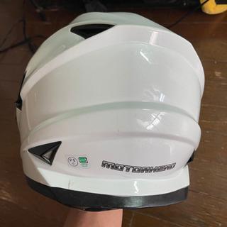 モーターヘッド フルフェイスヘルメット Sサイズ