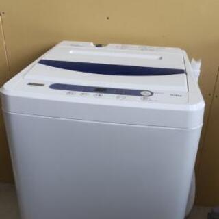 【配達出来ます!】★美品★2019年 ヤマダ電機 5kg電気洗濯機