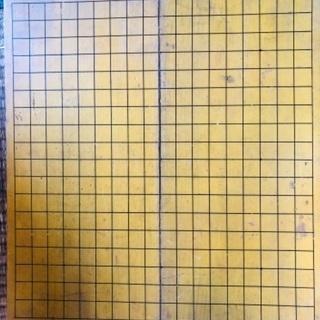 ●囲碁板 ハンドメイド レトロ