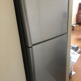 【ネット決済】HITACHI 2ドア 冷蔵庫 2012年製