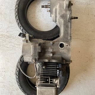 【ネット決済】アドレスV125G CF46A 実働エンジン
