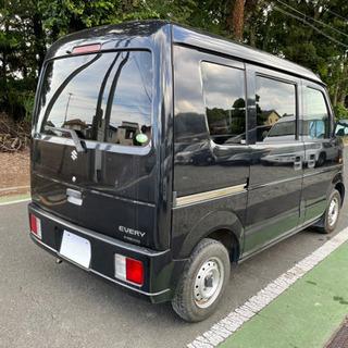 総額18.8万円 スズキ エブリイバン PCハイルーフ 車検4年10月まで すぐ乗れる タイミングチェーン 機関良好 - 中古車