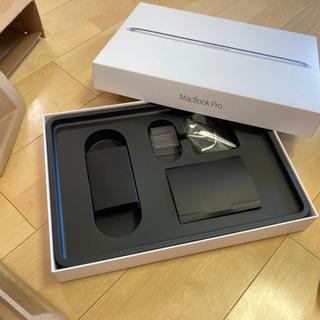 箱のみ MacBook Pro 15インチ 2015
